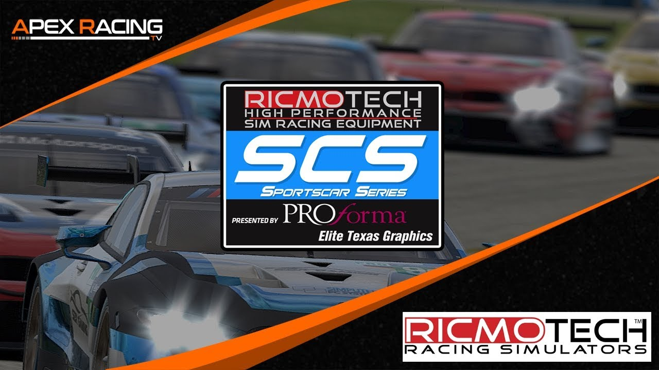 Ricmotech SportsCar Series | Round 6 at Indy Road