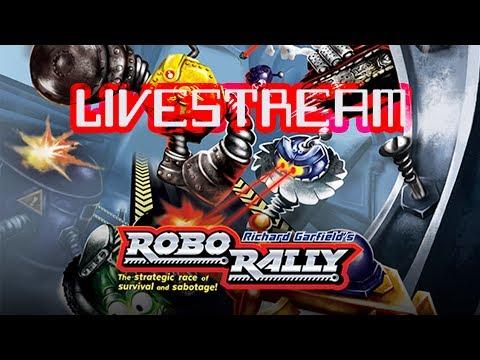 Fun With Geeks Live | Robotokkal versenyzünk  (Sirius, Kaci)