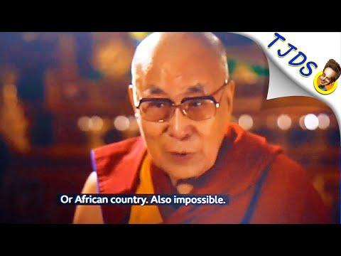 Dalai Lama Sounds Like Trump On Women & Immigrants