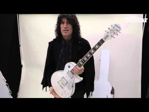Me And My Guitar interview with Tommy Thayer