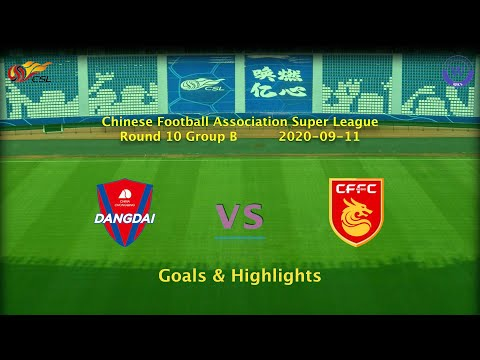 Chongqing Lifan Hebei Zhongji Goals And Highlights