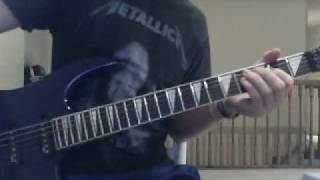"Metallica ""Creeping Death"" Guitar Lesson WITH TABS!!"
