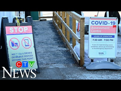 Over 400,000 COVID-19 cases in Canada since start of pandemic