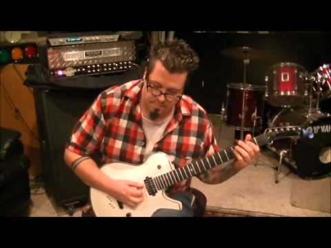 Def Leppard - Pour Some Sugar On Me - Guitar Lesson by Mike Gross