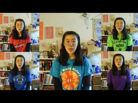 Chinese Dynasties  Acapella Cover by Catherine Chan
