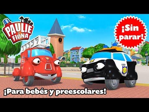 Paulie y Fiona - ¡Sin parar! Animación infantil de larga duración Bundle 01