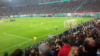 RB Leipzig vs FC Bayern München Elfmeterschießen