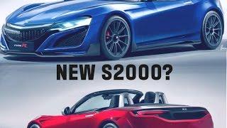 2018 HONDA S2000? | Honda's New Sports Car | New S2000