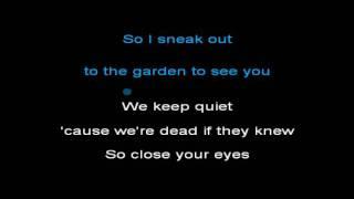 Love Story (karaoke) - Taylor Swift