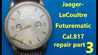 예거르쿨트르 퓨쳐매틱 수리 Jaeger-LeCoultr…