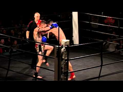Carl Tangen v Mario Williams - Deadly Debut 20, August 17th 2013