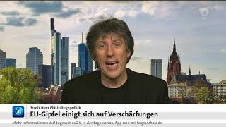 Günter Burkhardt ( Pro Asyl ) zu den Verschärfungen der Asylrechte