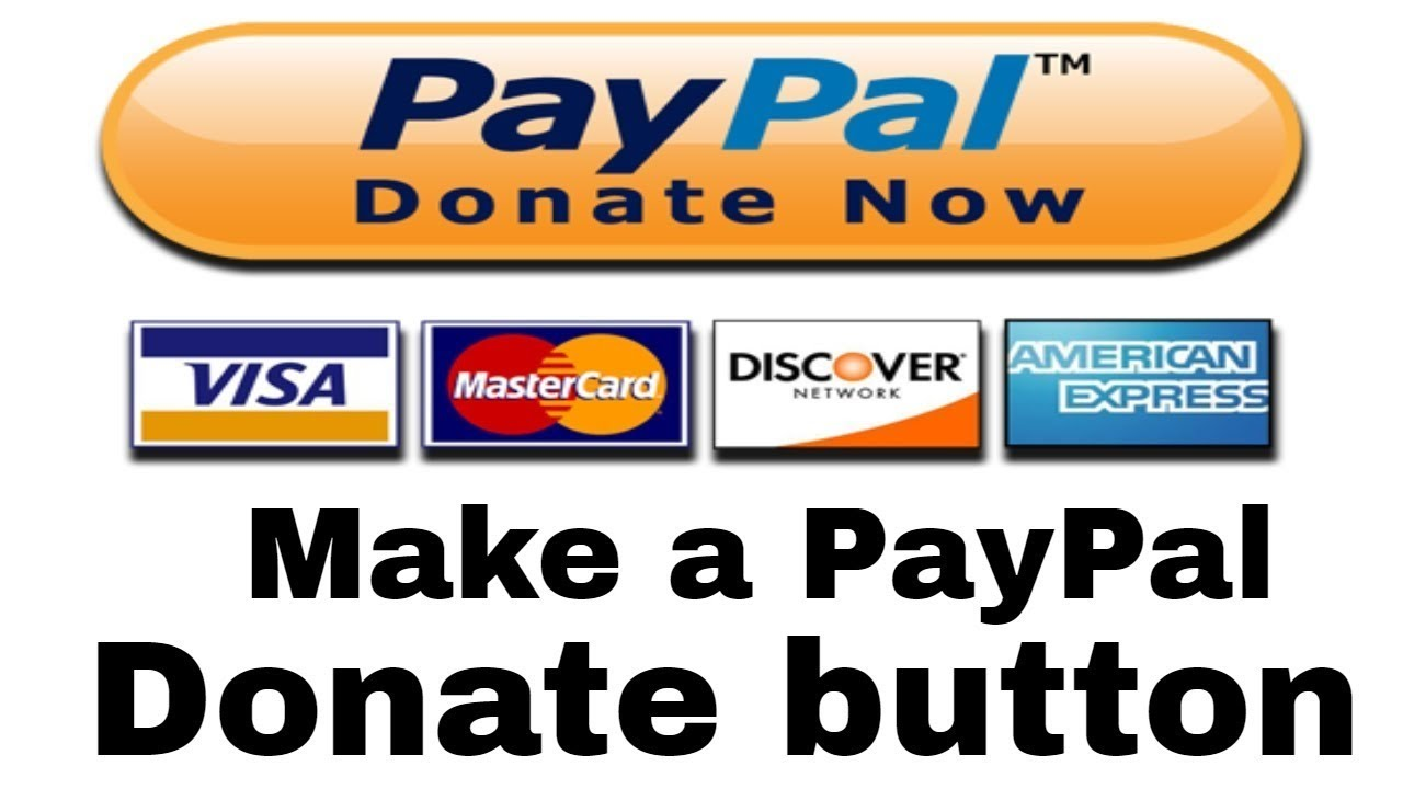 How to Create PayPal Donation Button for your website 2019 - PayPal  Tutorial | Review Again