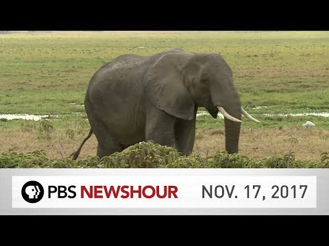 PBS NewsHour full episode November 17, 2017