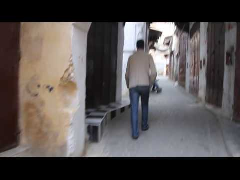 Tour in old Medina RESIF