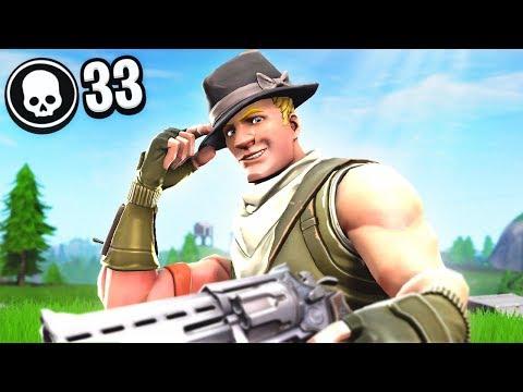 33 Kill Solo vs Squads