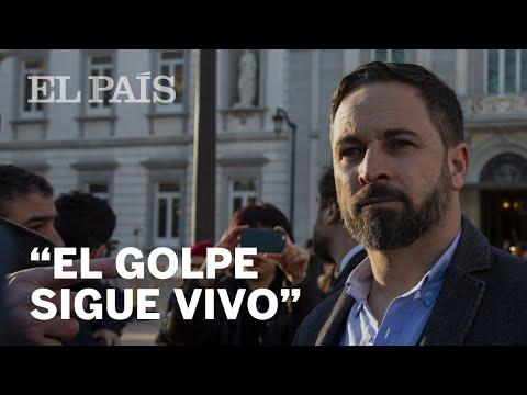 """ABASCAL, en el JUICIO al PROCÉS: """"El GOLPE sigue vivo"""""""