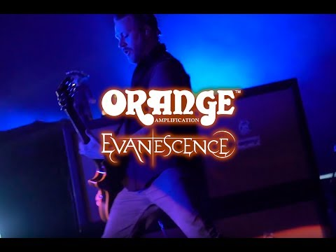 Troy McLawhorn of Evanescence and Orange Amps
