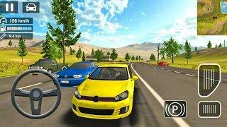 Crime Car Driving Simulator Ep1 - IOS Android gameplay