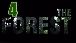 Прохождение The Forest - Часть 4 (Первые гости в доме)