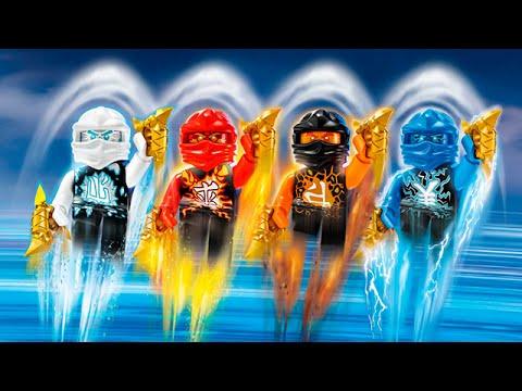 LEGO Ninjago: Skybound – Walkthrough Gameplay