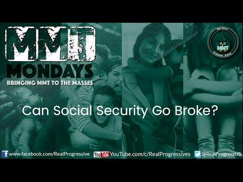 Can Social Security Go Broke?