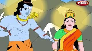 Ravan Picks Up Kailas | Lord Shiva Stories in English | Shiv Parvati Miracles | Shiva Tandav