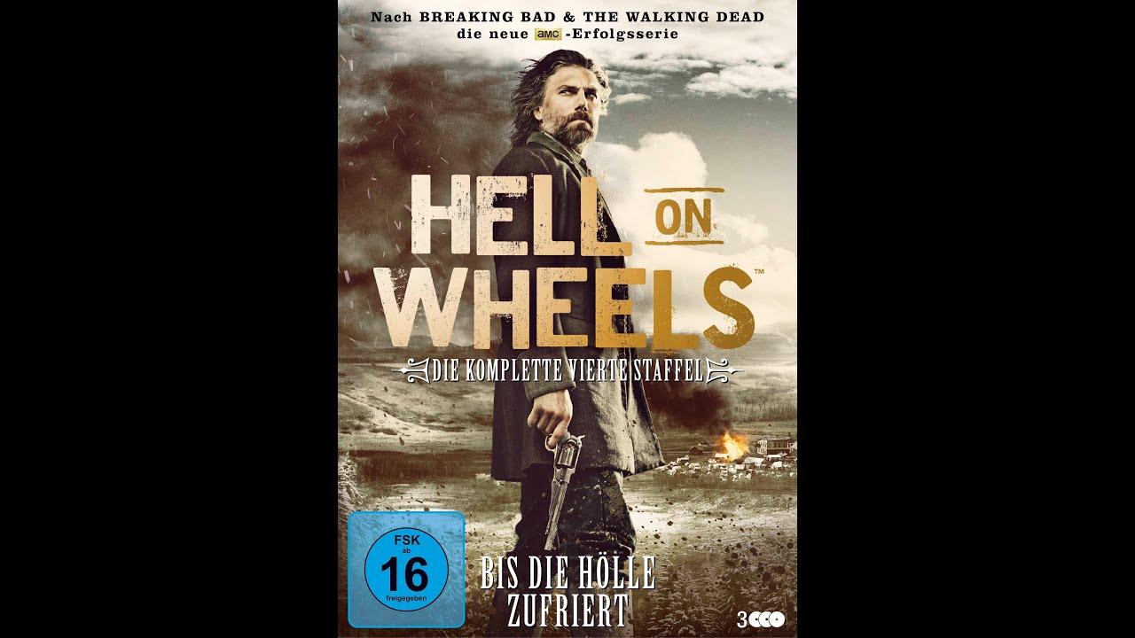 Hell On Wheels Staffel 5 Deutsch