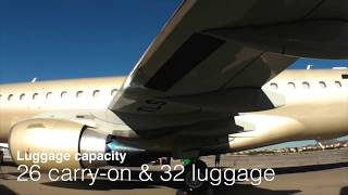 Embraer Lineage 1000 - LunaJets, Private Jets at the Best Price