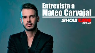 Entrevista a Mateo  Carvajal