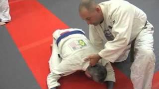 Judo Turtle Turnovers