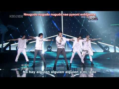 D-NA - The B.O.S.S - Nobody Anybody 100813 @ MB Subs Español