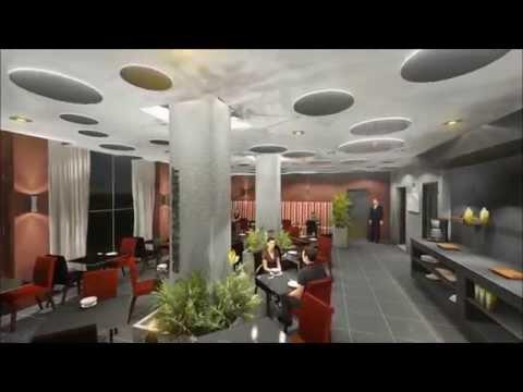 KT Hotel Blida réalisé par (sich) / Designer animation : MOSTEFA KARA med