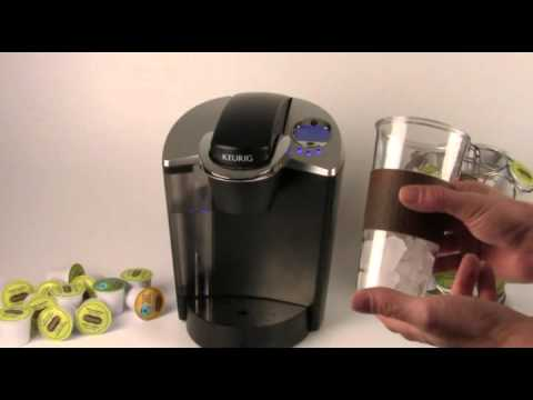 Brew Over Ice K Cup How To Make Iced Tea And Coffee With Keurig