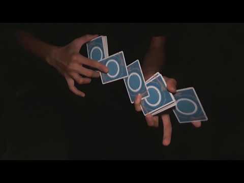 ORBIT V5 PLAYING CARDS  | Cardistry By Kendrick Denzel