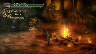 Mortal Kombat: Shaolin Monks PS2 Gameplay HD (PCSX2)