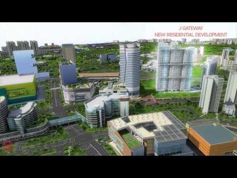 Jurong Lake District - URA Master Plan 2014