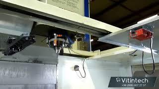 Вертикально-фрезерный обрабатывающий центр Haas VF-6