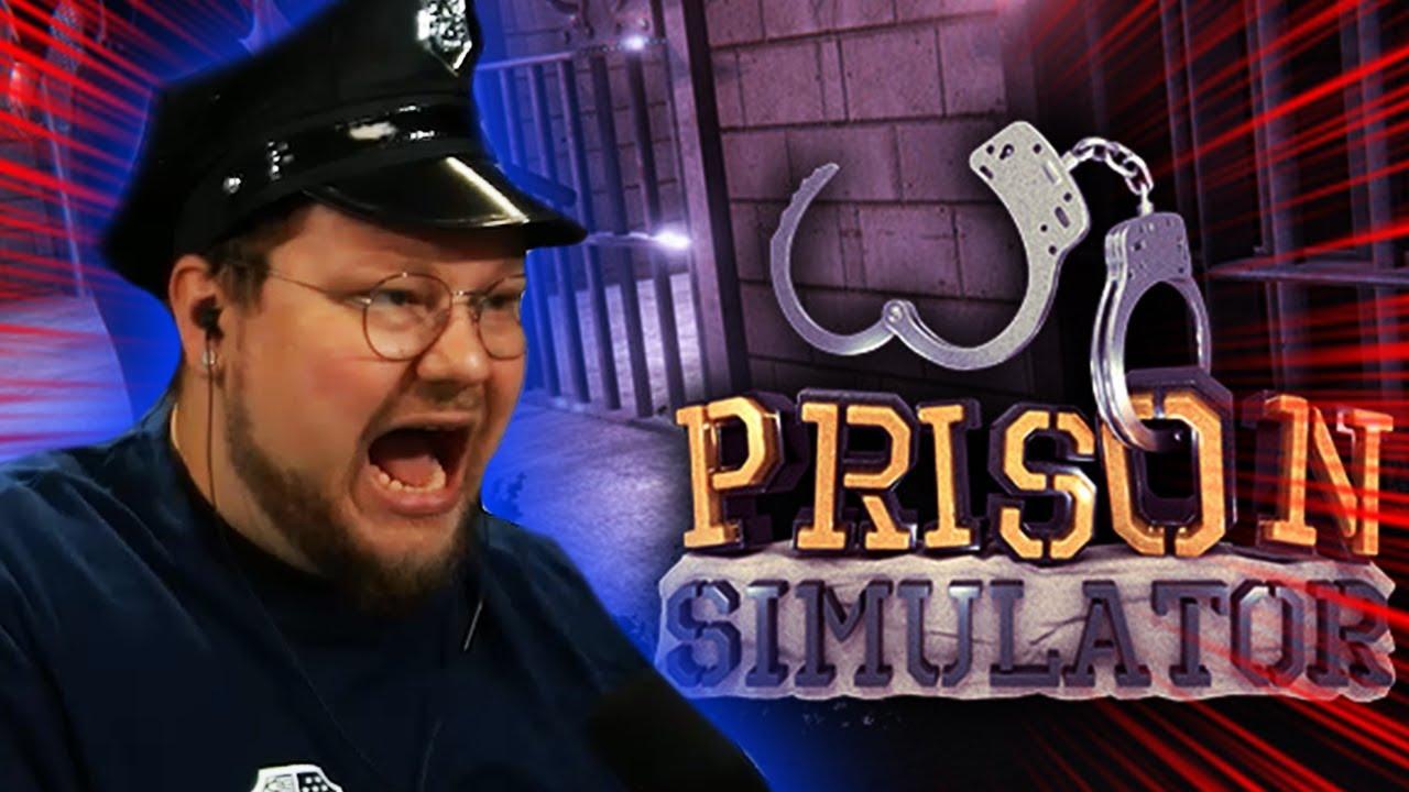 MASSENSCHLÄGEREI im GEFÄNGNIS | Prison Simulator