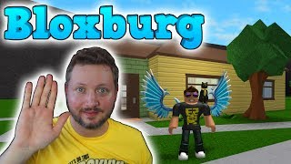 MY NEW HOME! -ROBLOX Bloxburg English Ep 1