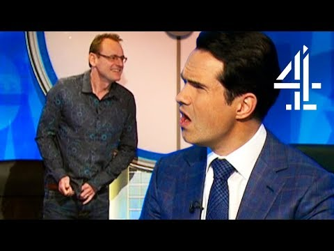 Sean Takes Trousers Off When Joke Goes Wrong | Sean Lock 8 Out Of 10 Cats Does Countdown Bits Pt. 3