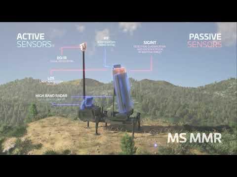 MS MMR: Multi-Sensor Multi Mission Radar System