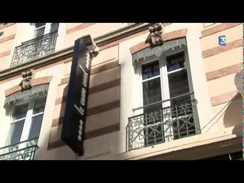 LE GRAND HOTEL GRENOBLE REPORTAGE FRANCE 3