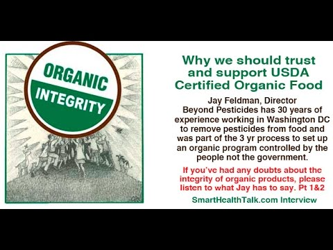 What is the Certified Organic Program All About Part 1