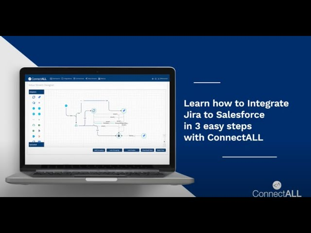 ConnectALL : Integrate Jira Software and Salesforce — 3 Easy Steps