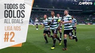 All Goals   Todos os Golos (Liga 18/19 #2)