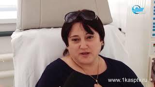 Гемодиализ – вопрос жизни и смерти  Врачи амбулаторного  гемодиализного центра принимают поздравлени