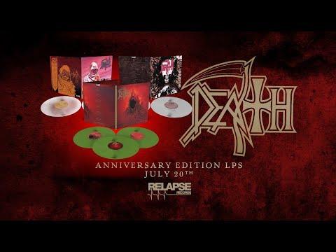 DEATH - Anniversary Vinyl Teaser