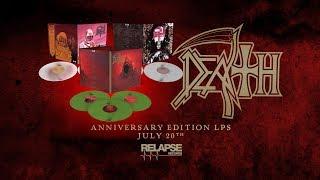 DEATH – Anniversary Vinyl Teaser