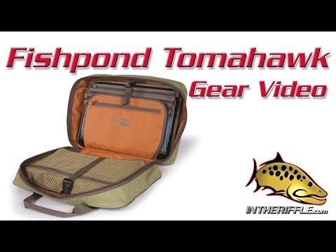 Fishpond Tomahawk Fly Tying Travel Bag